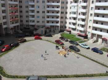 Подземный паркинг и машиноместа на открытой парковке
